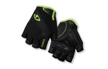 Giro Men's Monaco Handschuhe black/highlight yellow